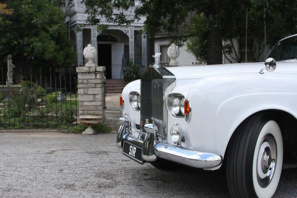 1963 Rolls-Royce Silver Cloud