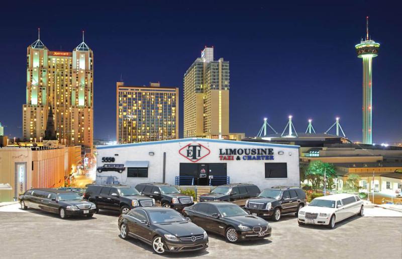 ETI Limousine & Charter Services