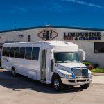 2018 Executive Bus